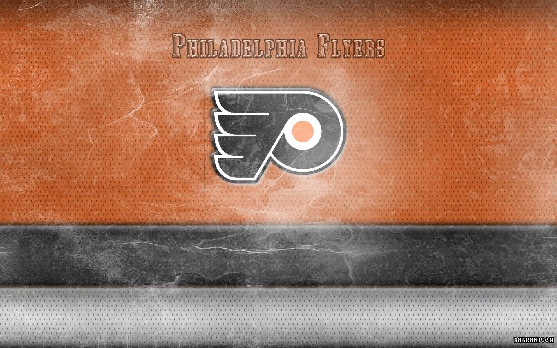 philadelphia flyers wallpaper by balkanicon on deviantart