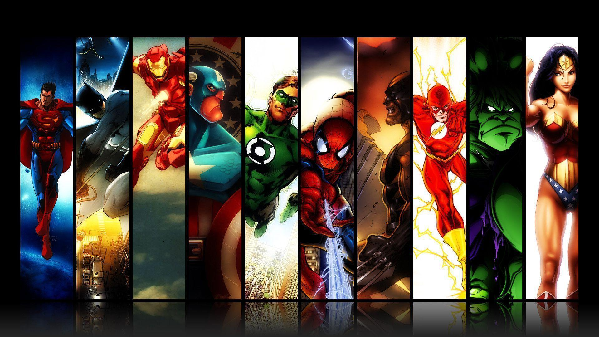 Free superhero wallpapers wallpaper cave - Superhero iphone wallpaper hd ...