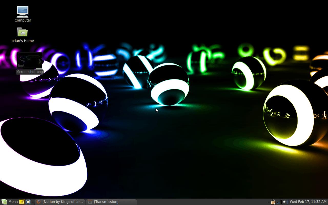 Really Cool Desktop Ba...