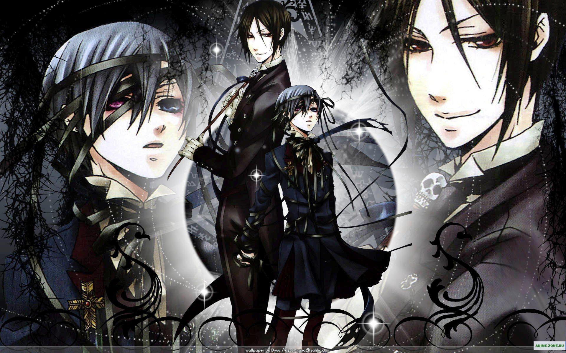 Black Butler Wallpapers Wide Backgrounds
