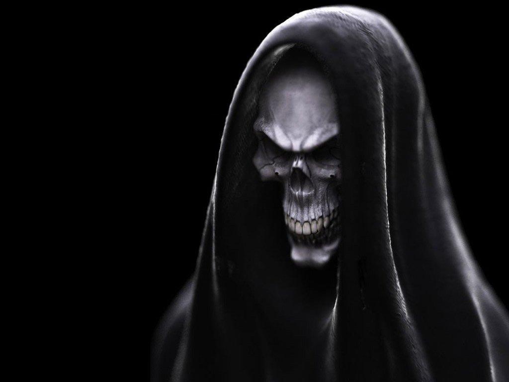 evil demon skulls wallpaper - photo #16