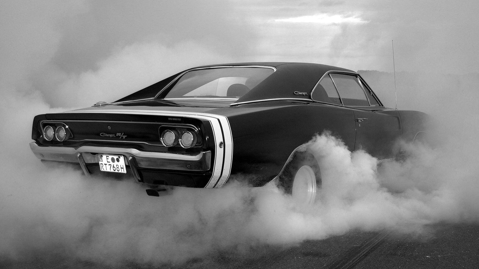 1969 Dodge Charger RT Wallpaper #