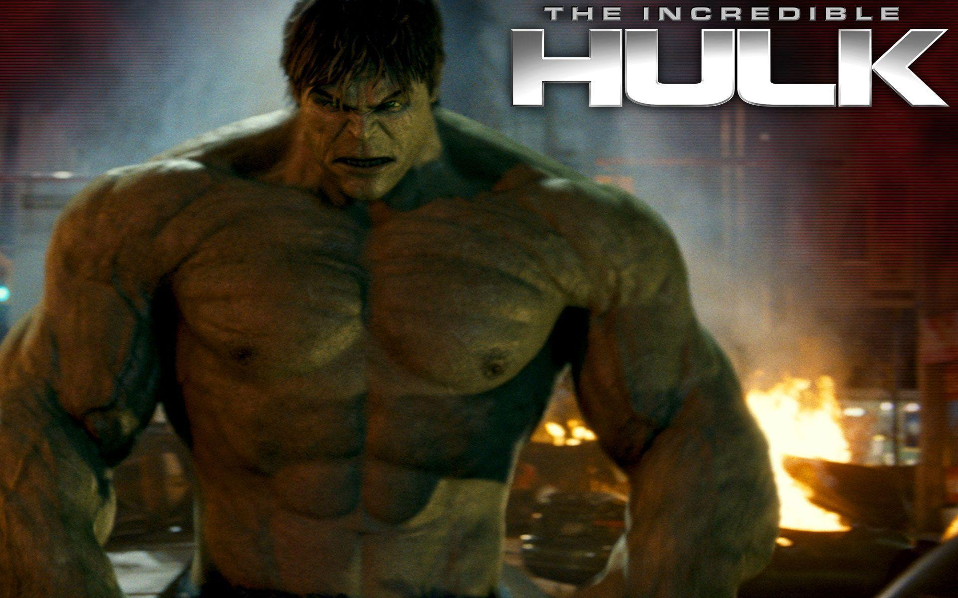 It is an image of Obsessed Incredible Hulk Image