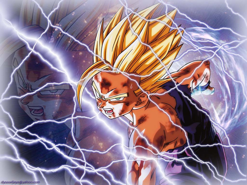 Gohan wallpapers wallpaper cave - Teen gohan wallpaper ...