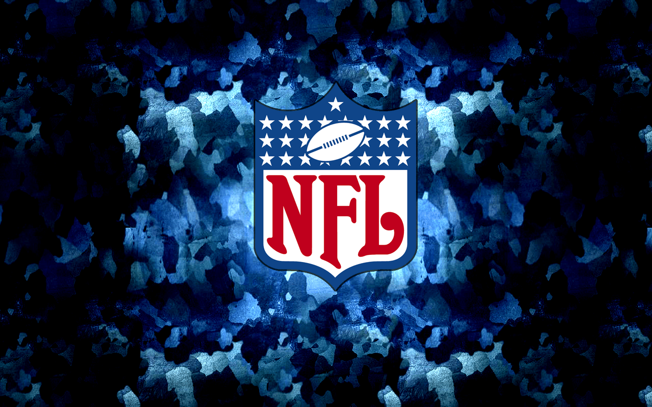 Football Wallpaper At Rs 100 Square Feet: NFL Logo Wallpapers