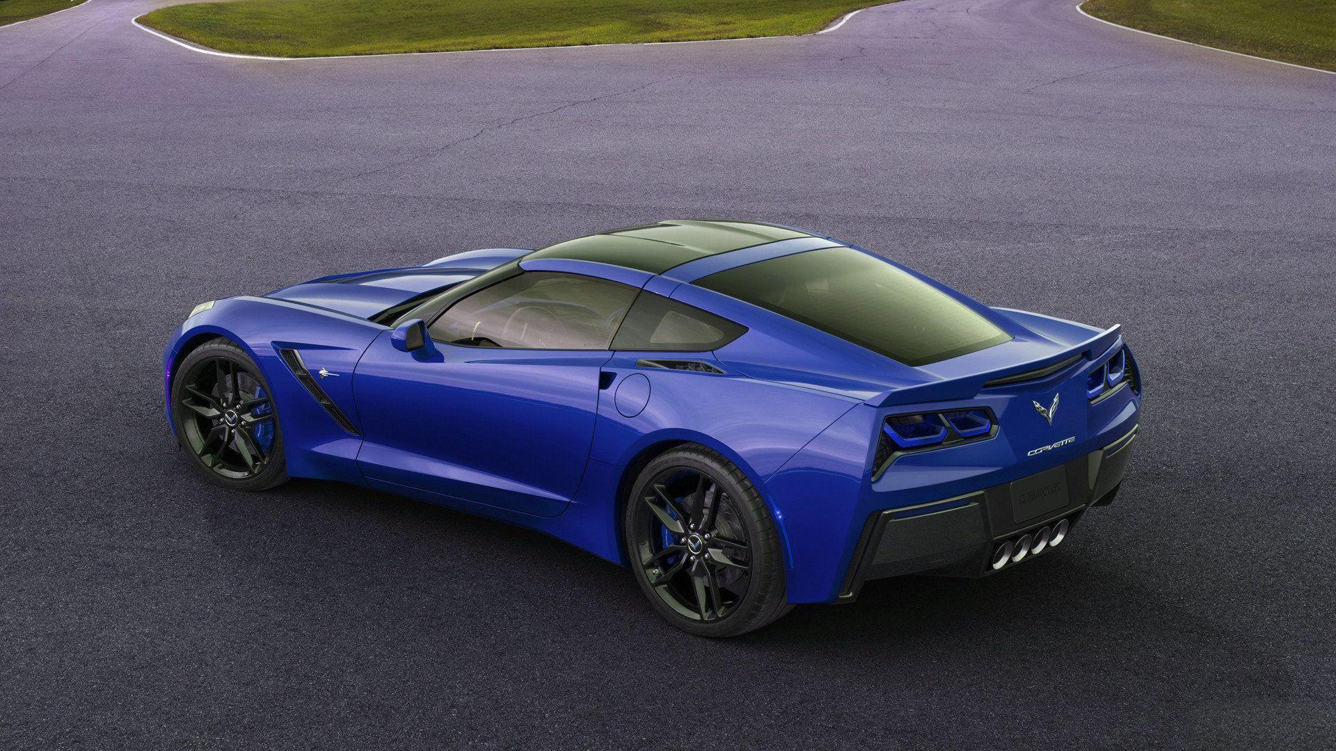 Corvette Stingray Wallpapers Wallpaper Cave