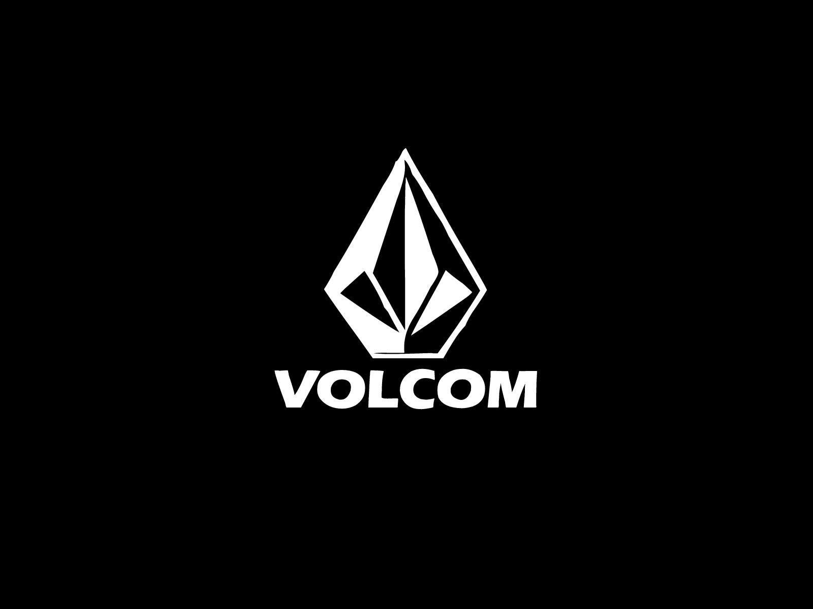 volcom logo wallpapers wallpaper cave
