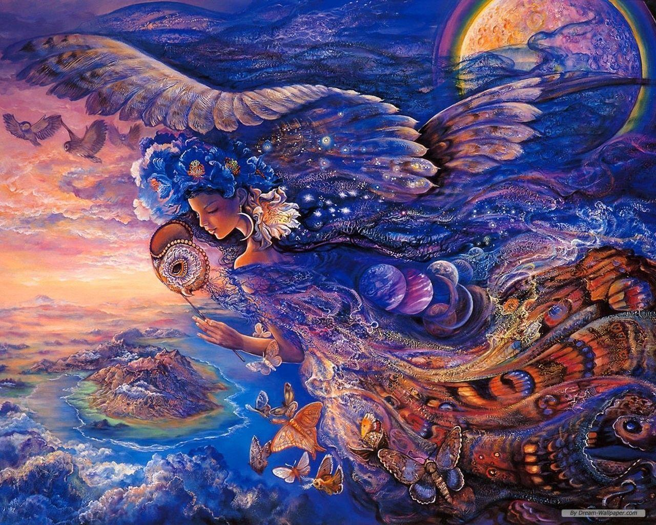 wallpaper josephine illustration fantasy - photo #1