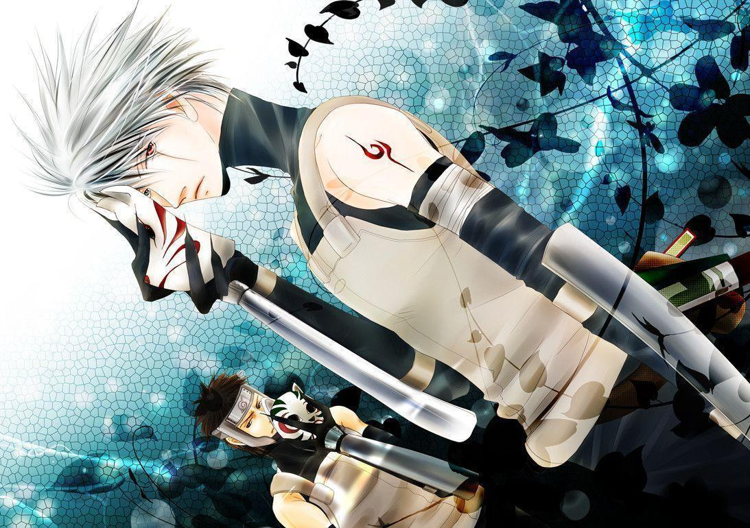 Naruto Anbu Wallpapers Wallpaper Cave