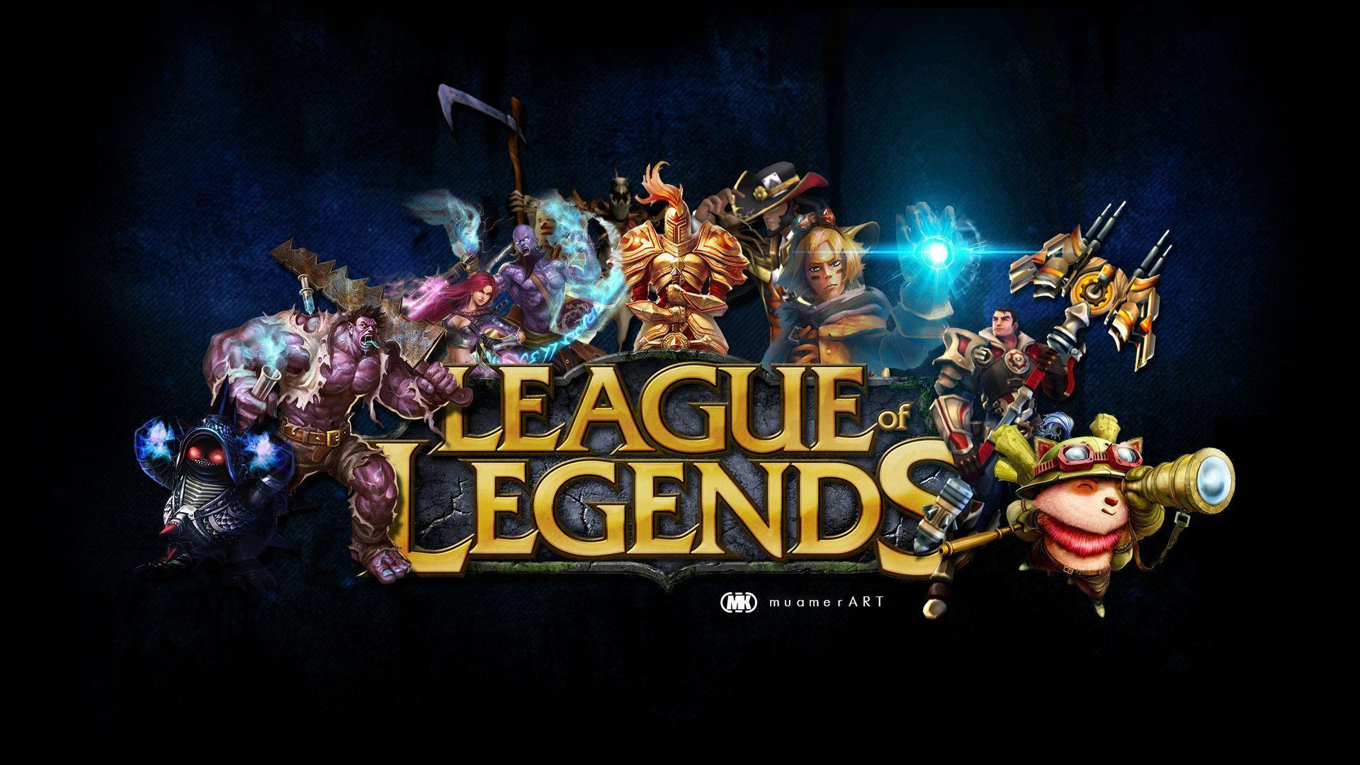 League Of Legends Wallpapers Wallpaper Cave