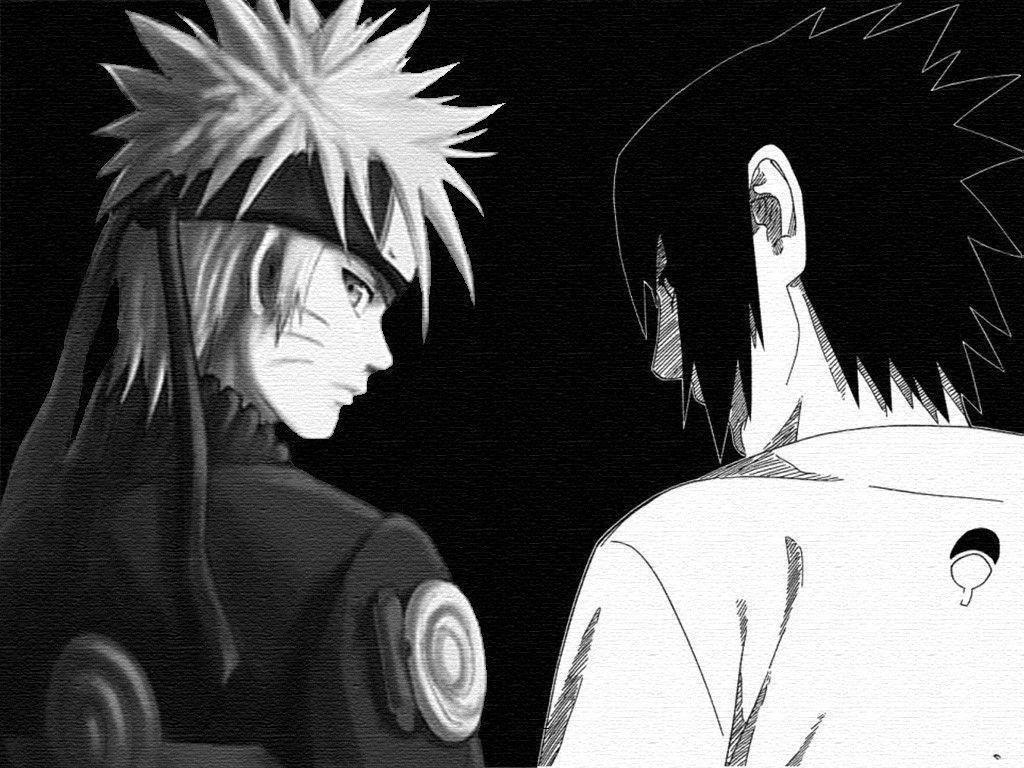 Sasuke And Naruto Wallpapers