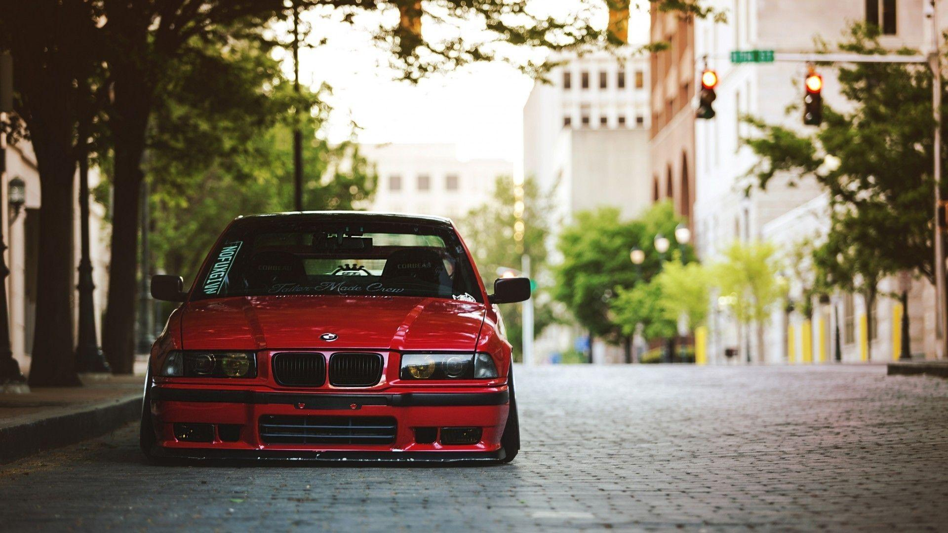 BMW E36 M3 Wallpapers