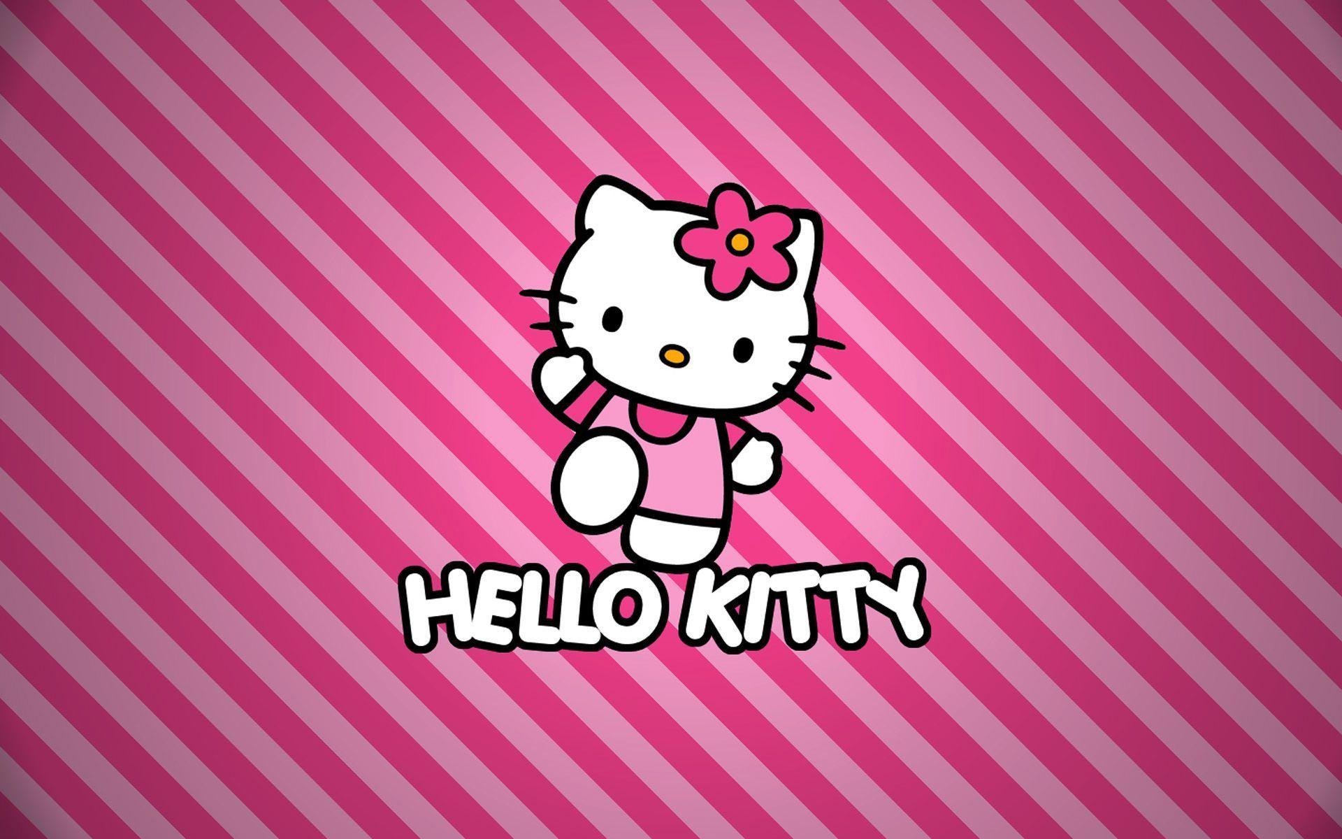 Free Hello Kitty Screensavers And Wallpapers