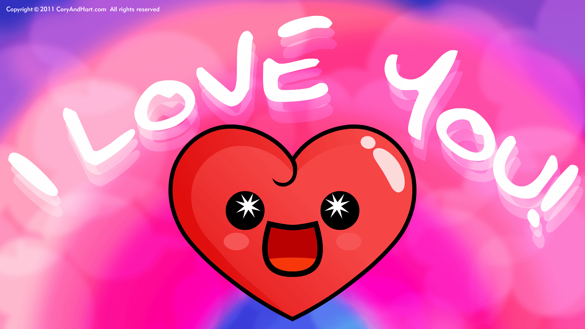 Wallpaper I Love You Babe : Hart Wallpapers - Wallpaper cave