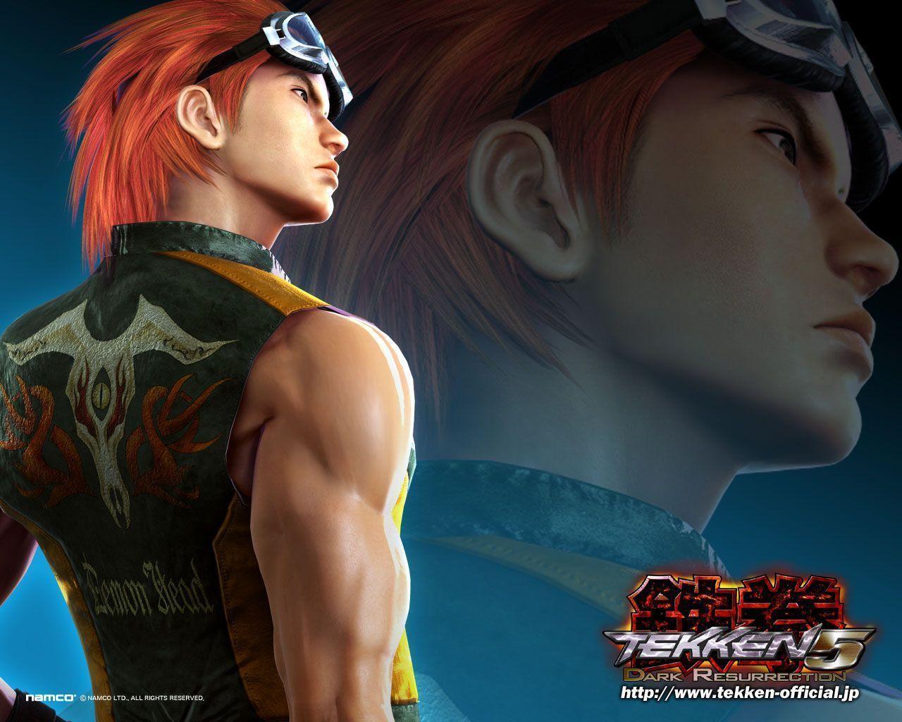 Tekken 5: Dark Resurrection - Wallpaper Gallery