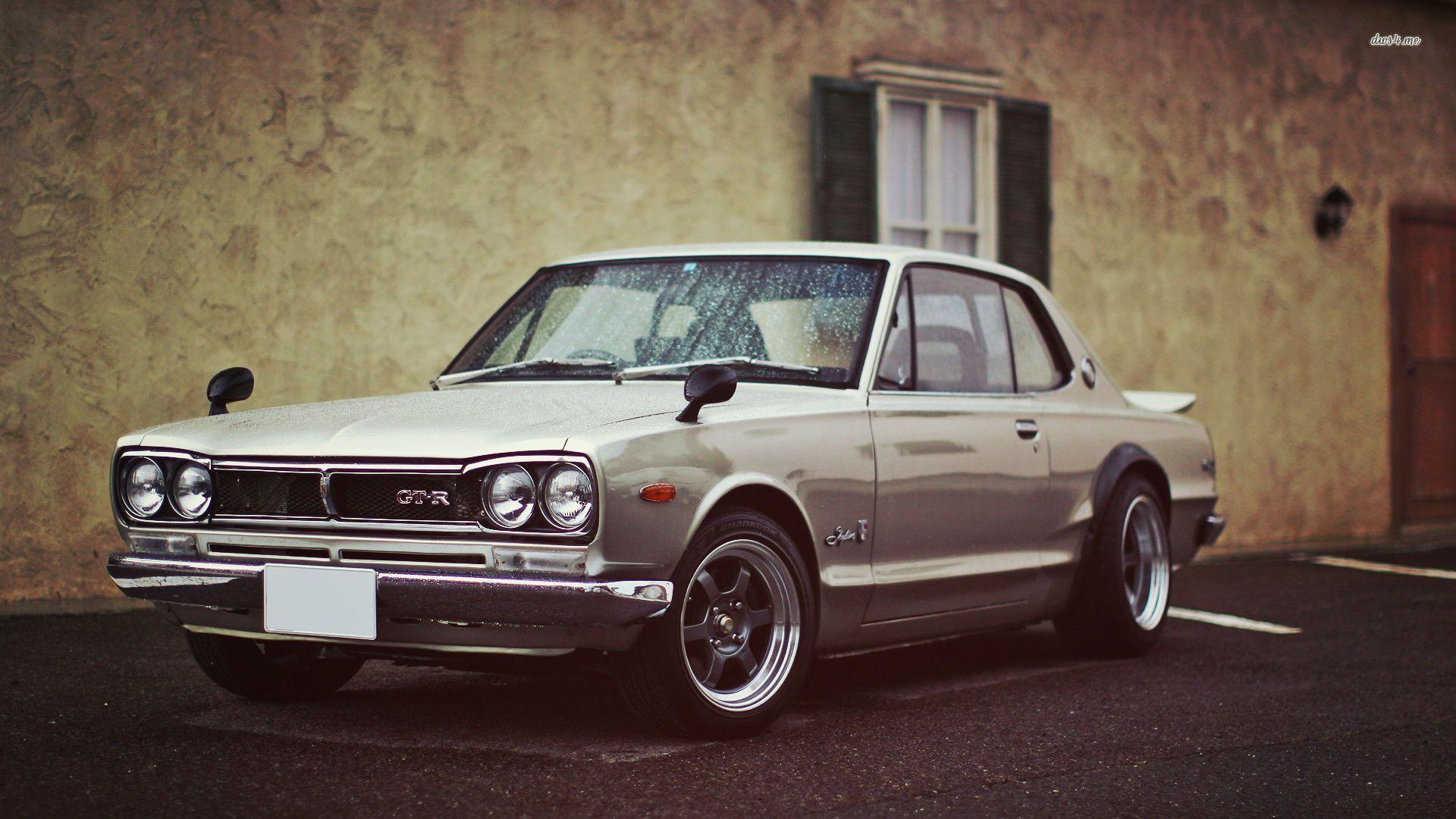 1972 Nissan Skyline wallpapers