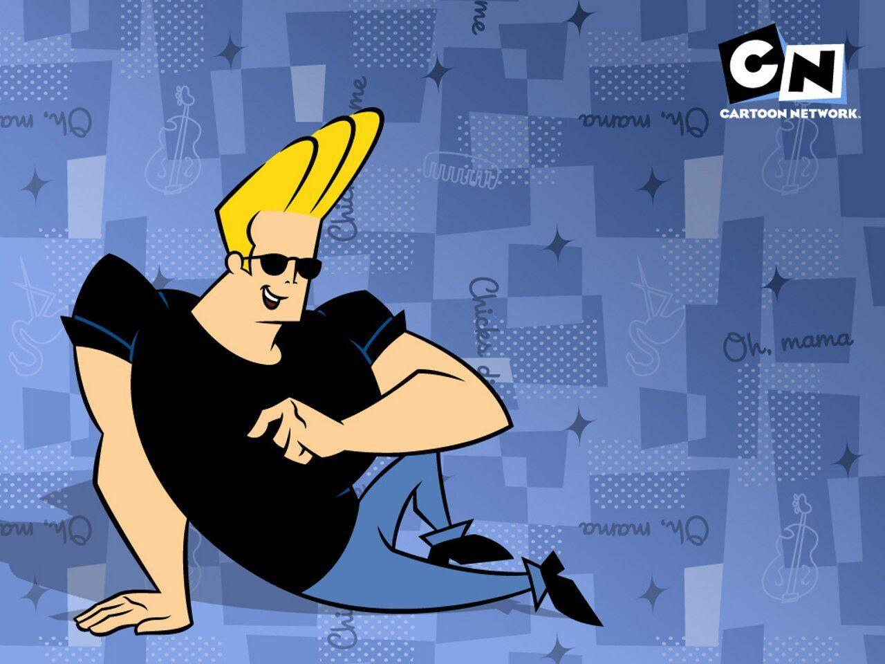 Johnny Bravo Wallpaper | Comics Wallpapers Gallery | PC Desktop ...