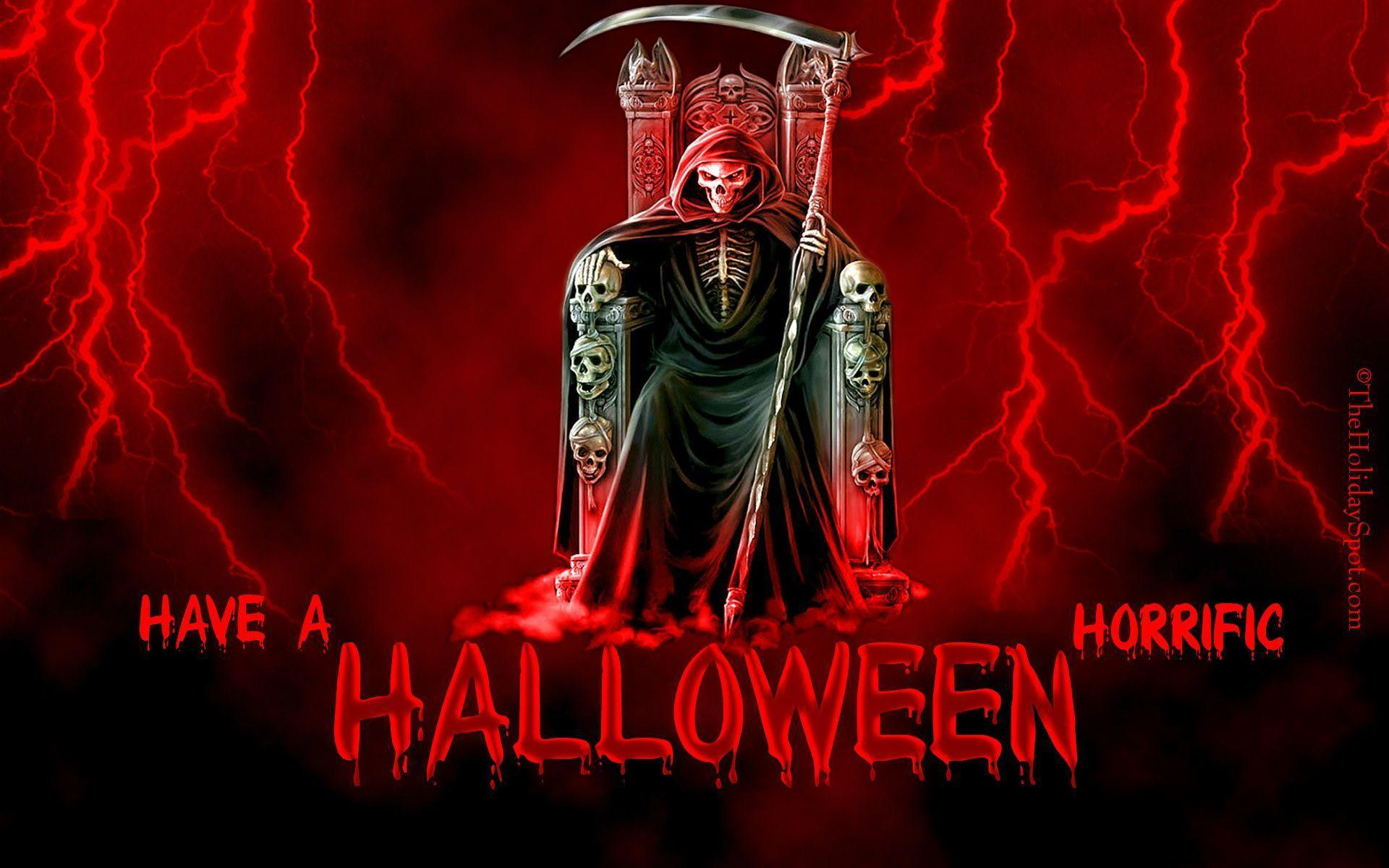 Scary Happy Halloween Wallpapers - Wallpaper Cave
