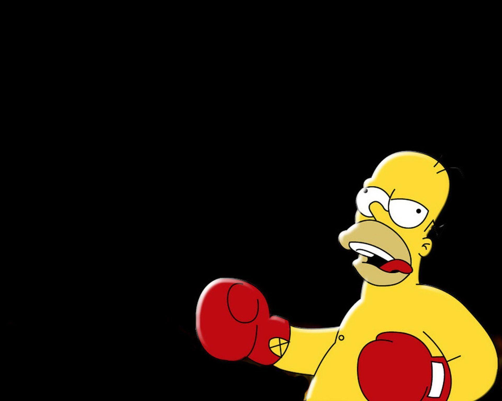 Image Result For Simpsons Mac Wallpaper