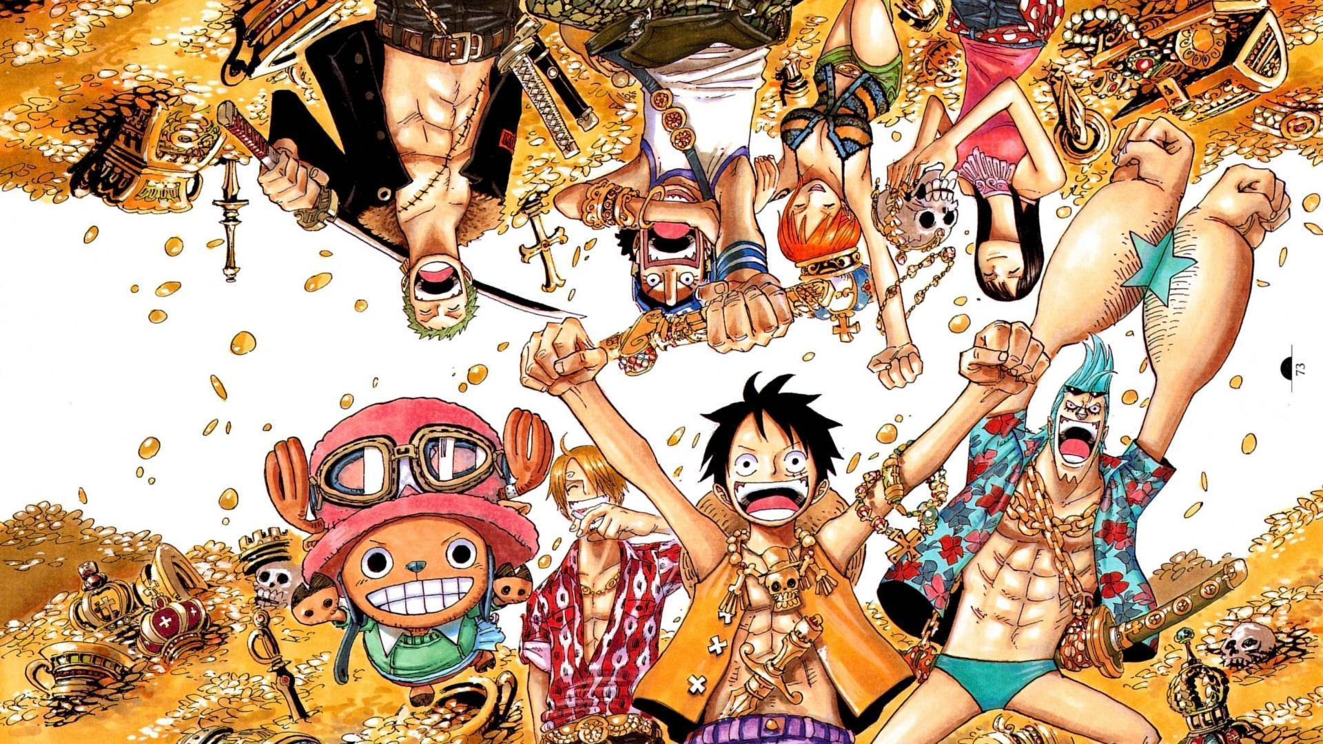 HD One Piece Wallpaper Backgrounds For Download Beautiful