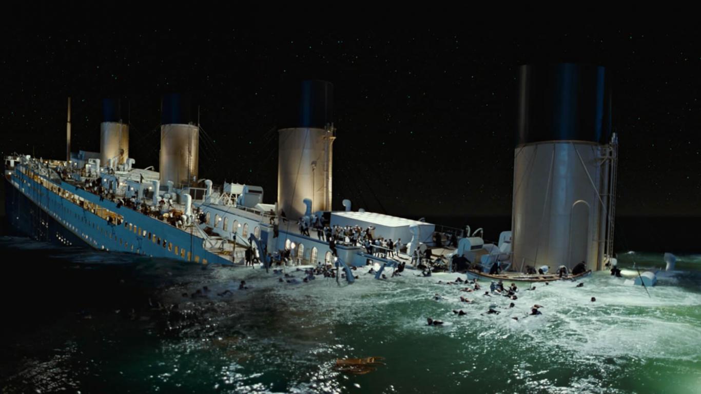 24 curiosidades que quase ninguém sabe sobre o naufrágio do ...