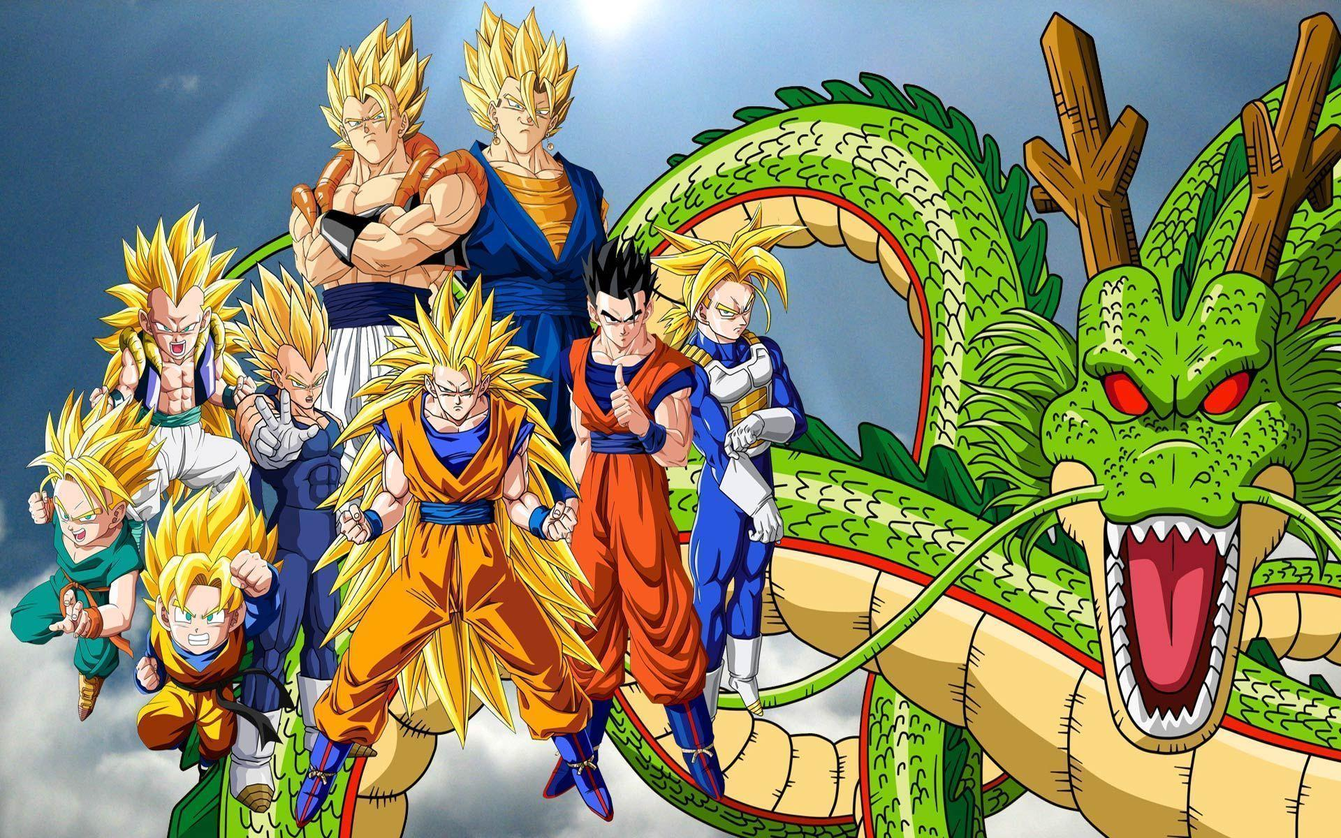 Dragonball Z Wallpapers