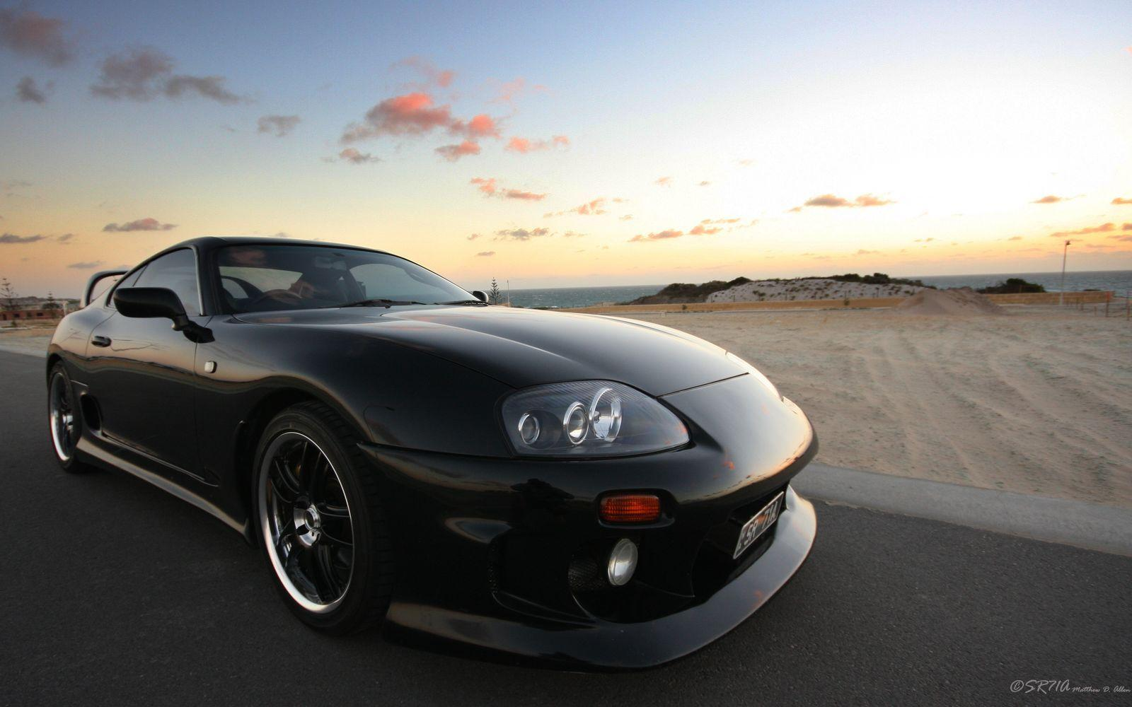 Toyota Supra Wallpapers HD Wallpapers