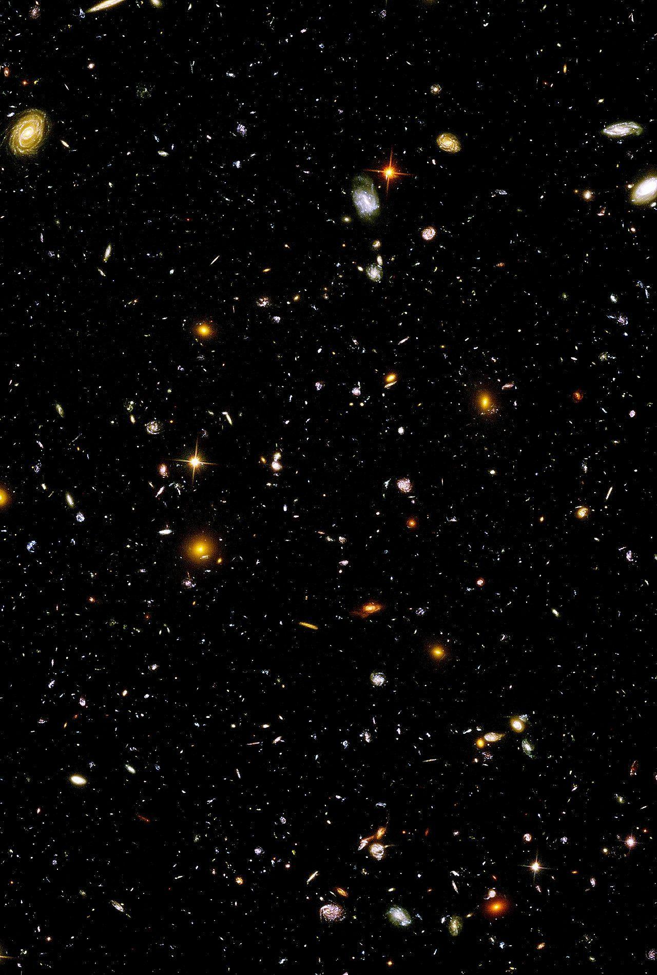 hubble deep field hd wallpaper - photo #11