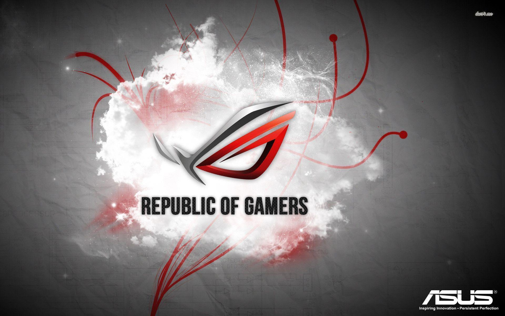 Republic of Gamers wallpaper - Computer wallpapers - #