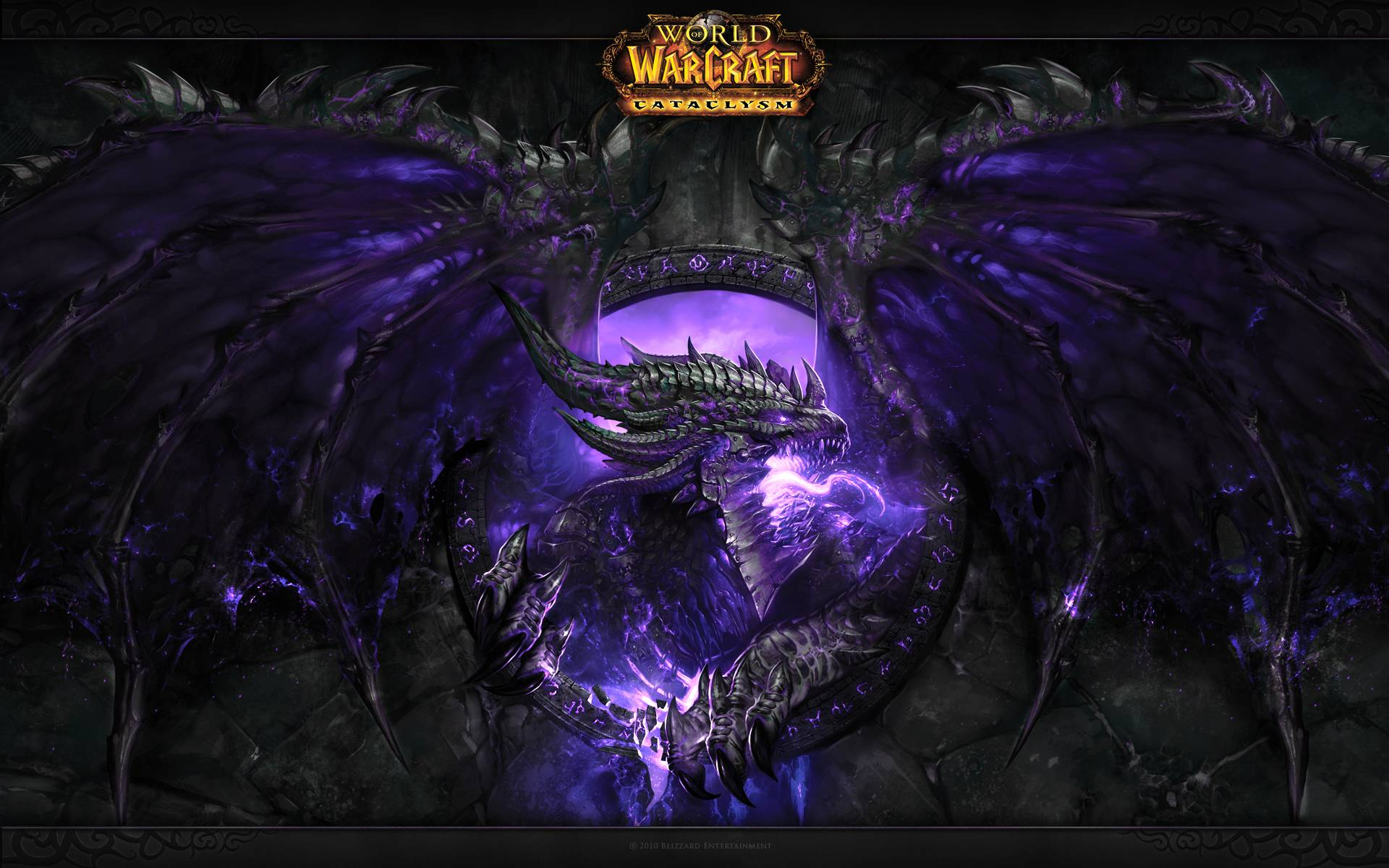 Most Downloaded Deathwing Wallpapers