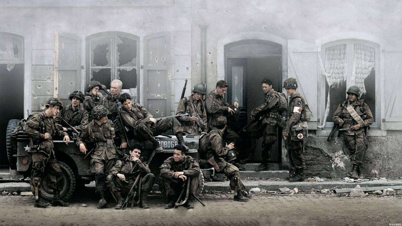 Band of Brothers - Band of Brothers Wallpaper (1280x720) (36891) X Men First Class Poster