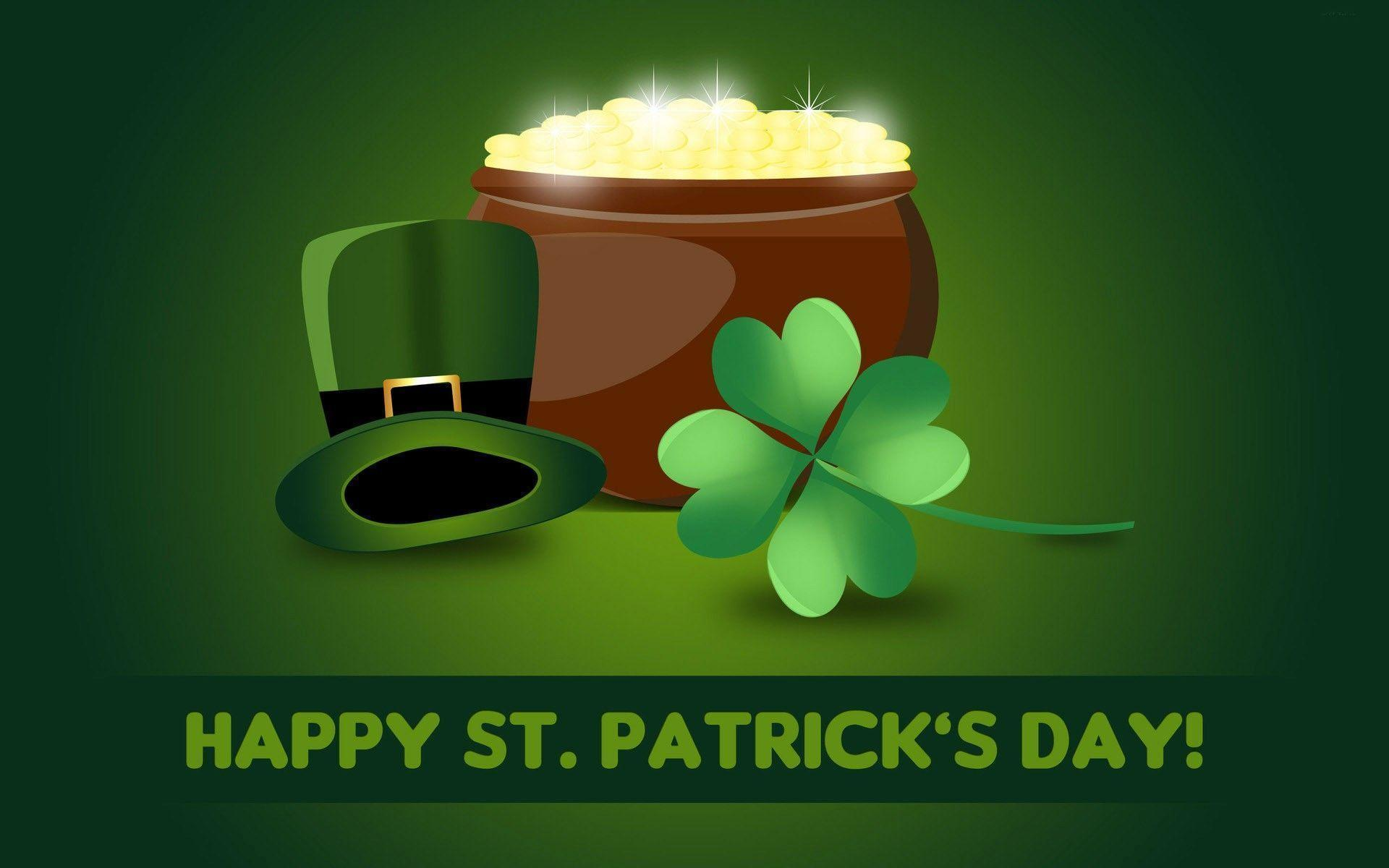 Happy st patricks day holiday greetings wallpaper | Fine Wallpaperss