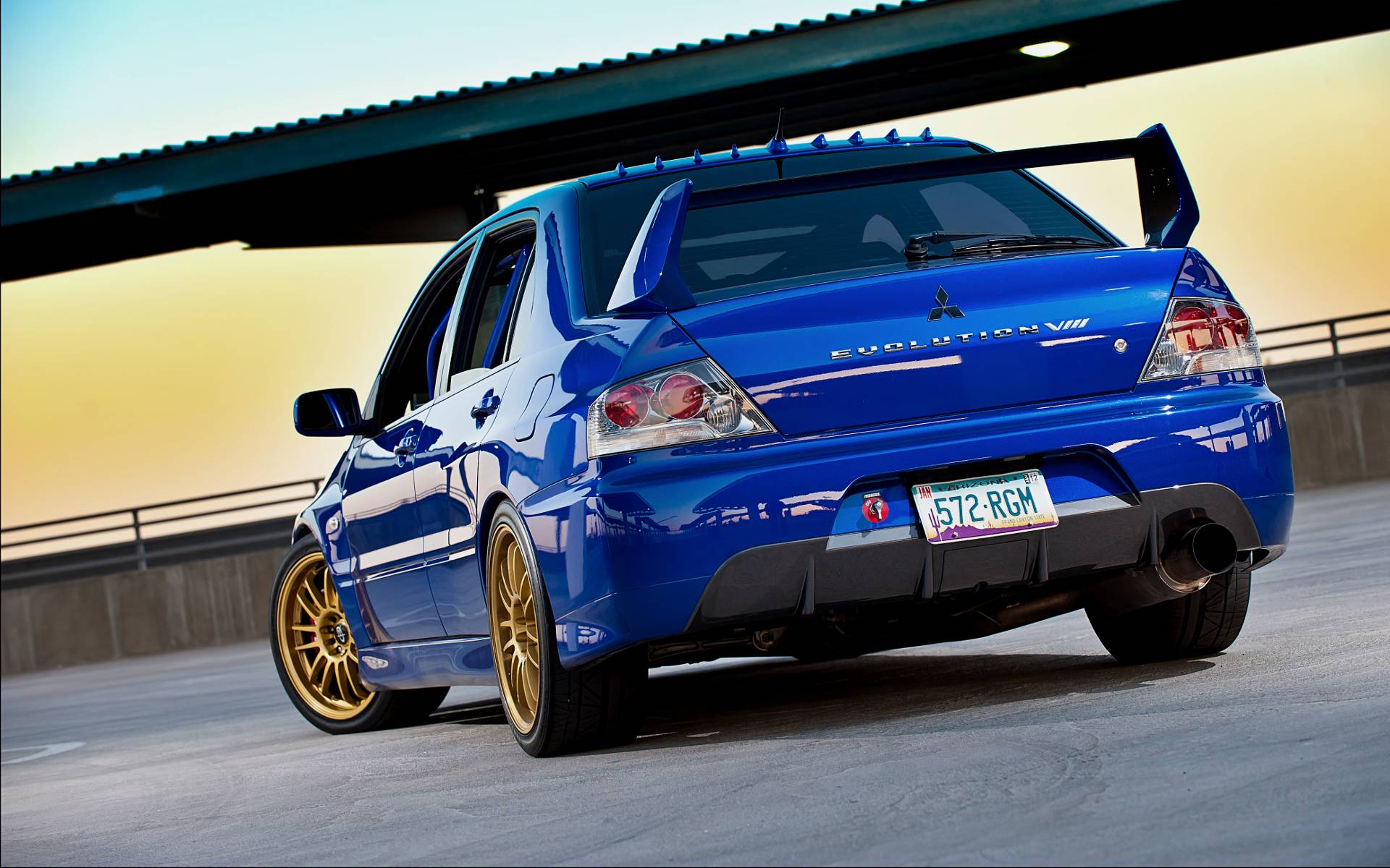 Mitsubishi Lancer Evo Wallpapers Wallpaper Cave