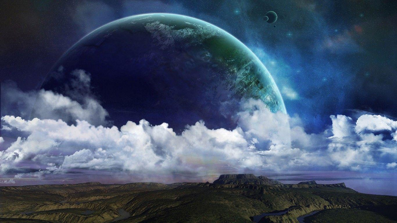 Space Wallpapers 1366X768 Wallpapers