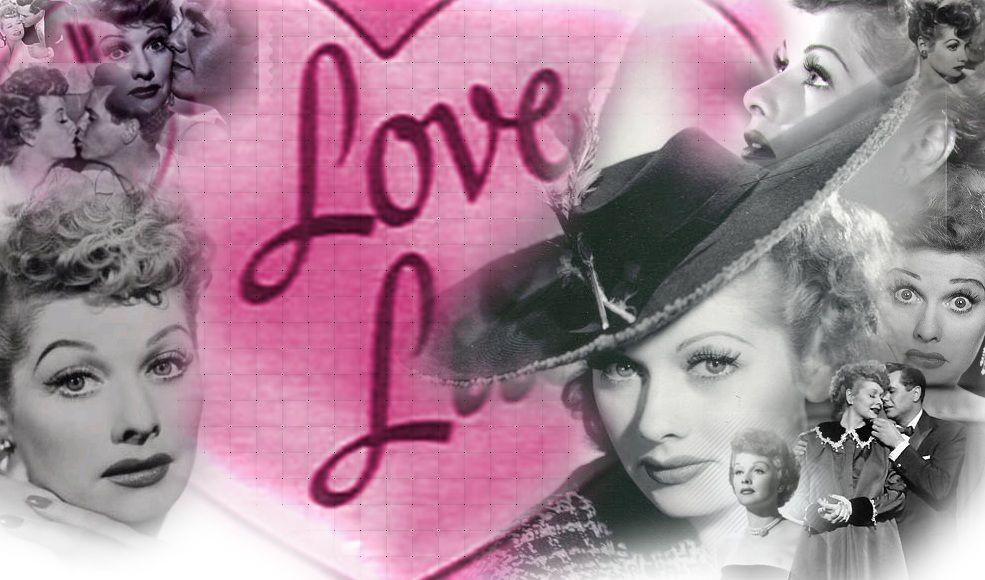 I Love Lucy Wallpapers - Wallpaper cave