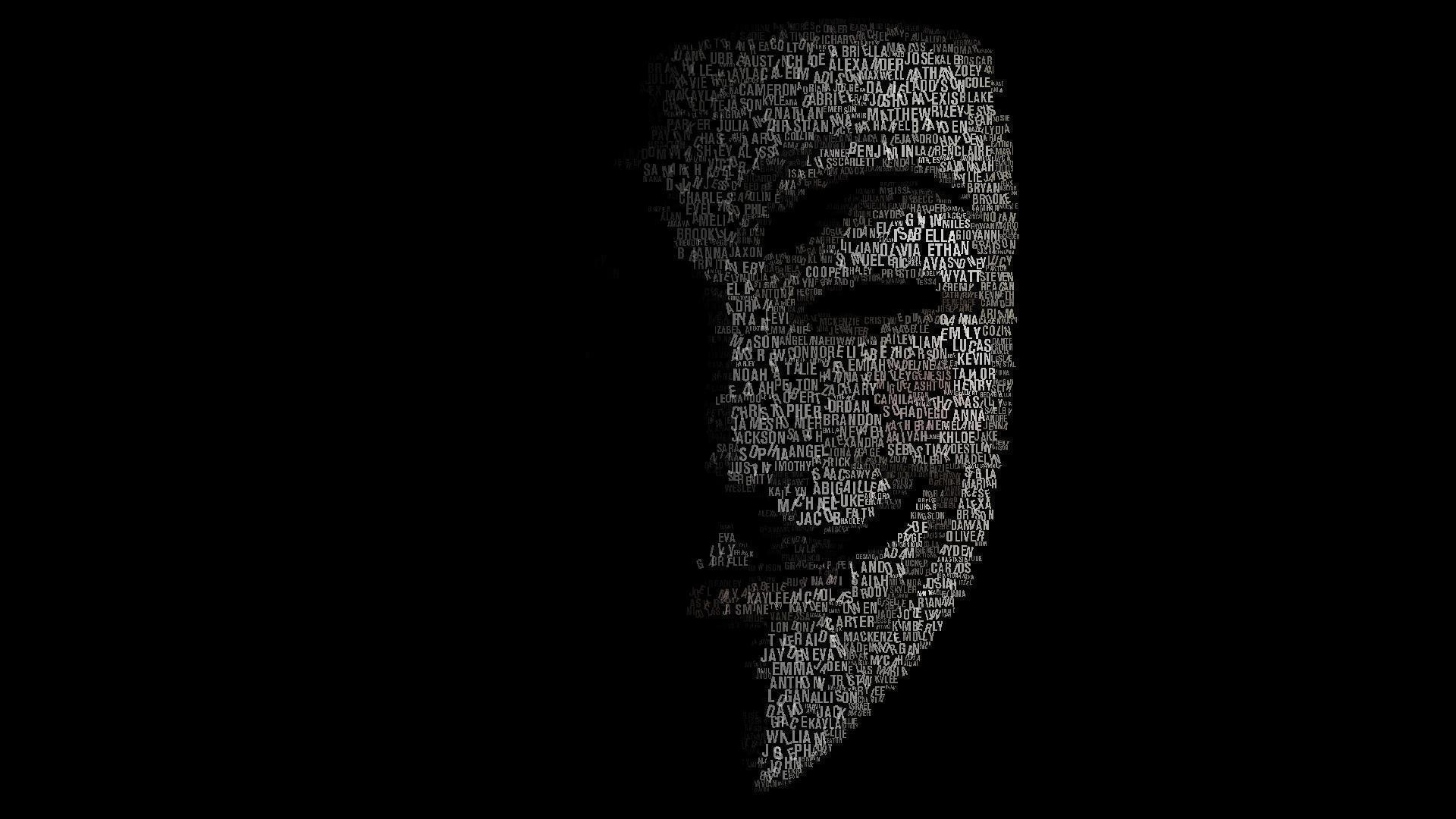 anonymous wallpaper for android