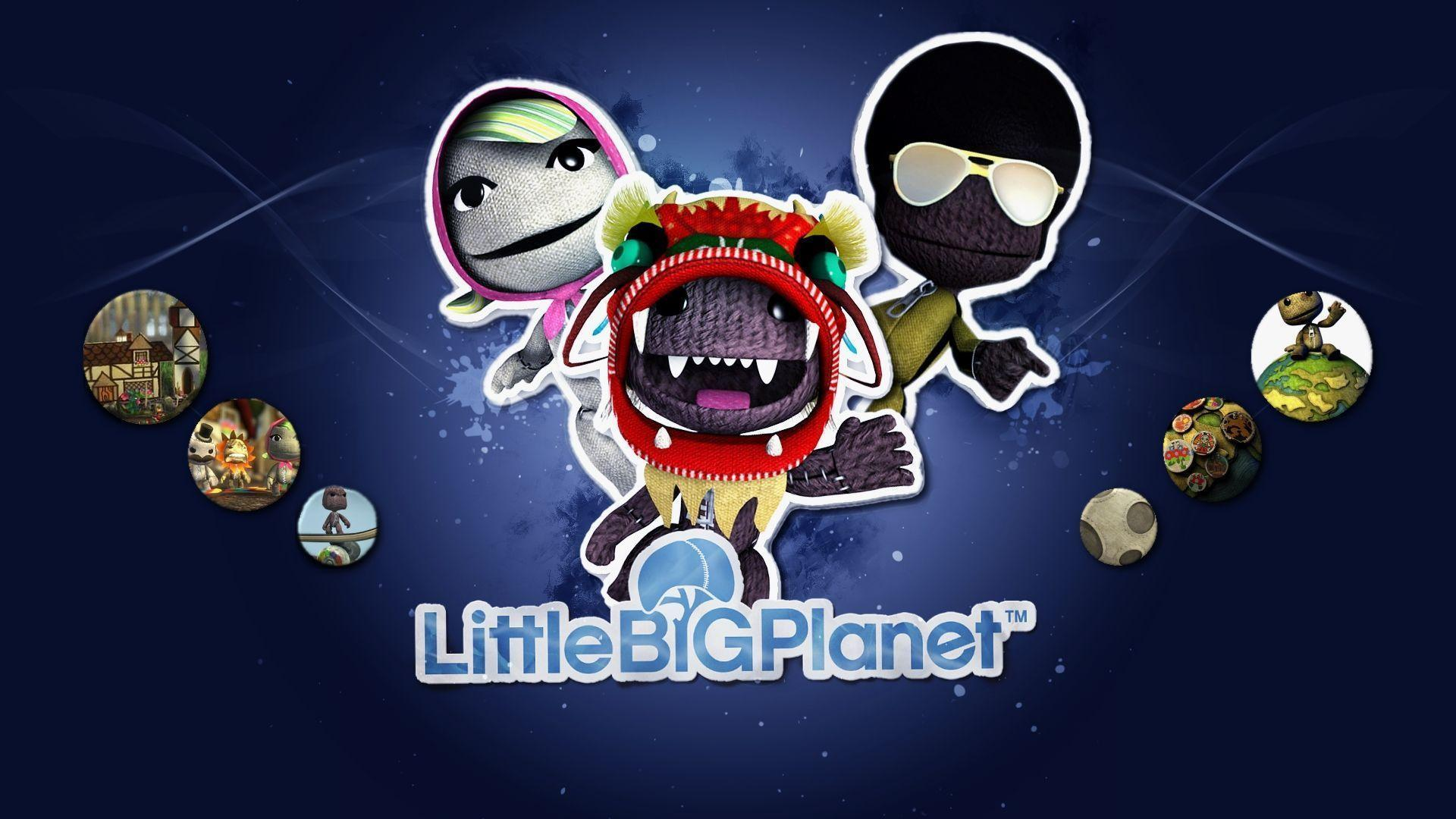LittleBIGPlanet Wallpapers HD