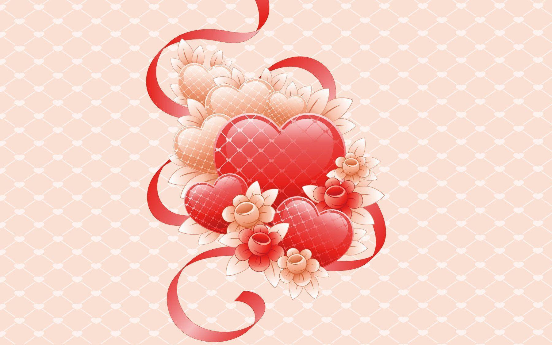 Free Valentine Wallpaper - www.