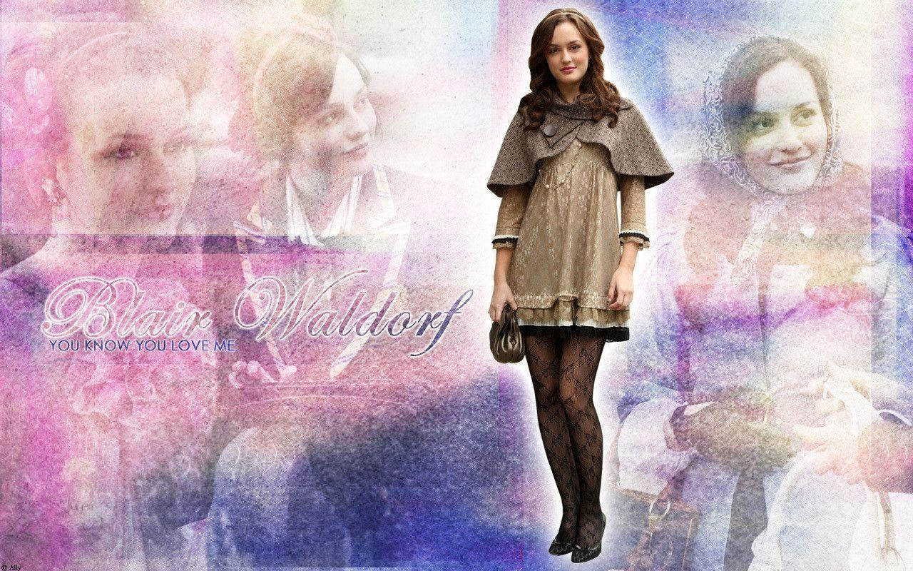 Image Result For Blair Waldorf Wallpaper Awesome Queen B Blair Waldorf Wallpaper Fanpop