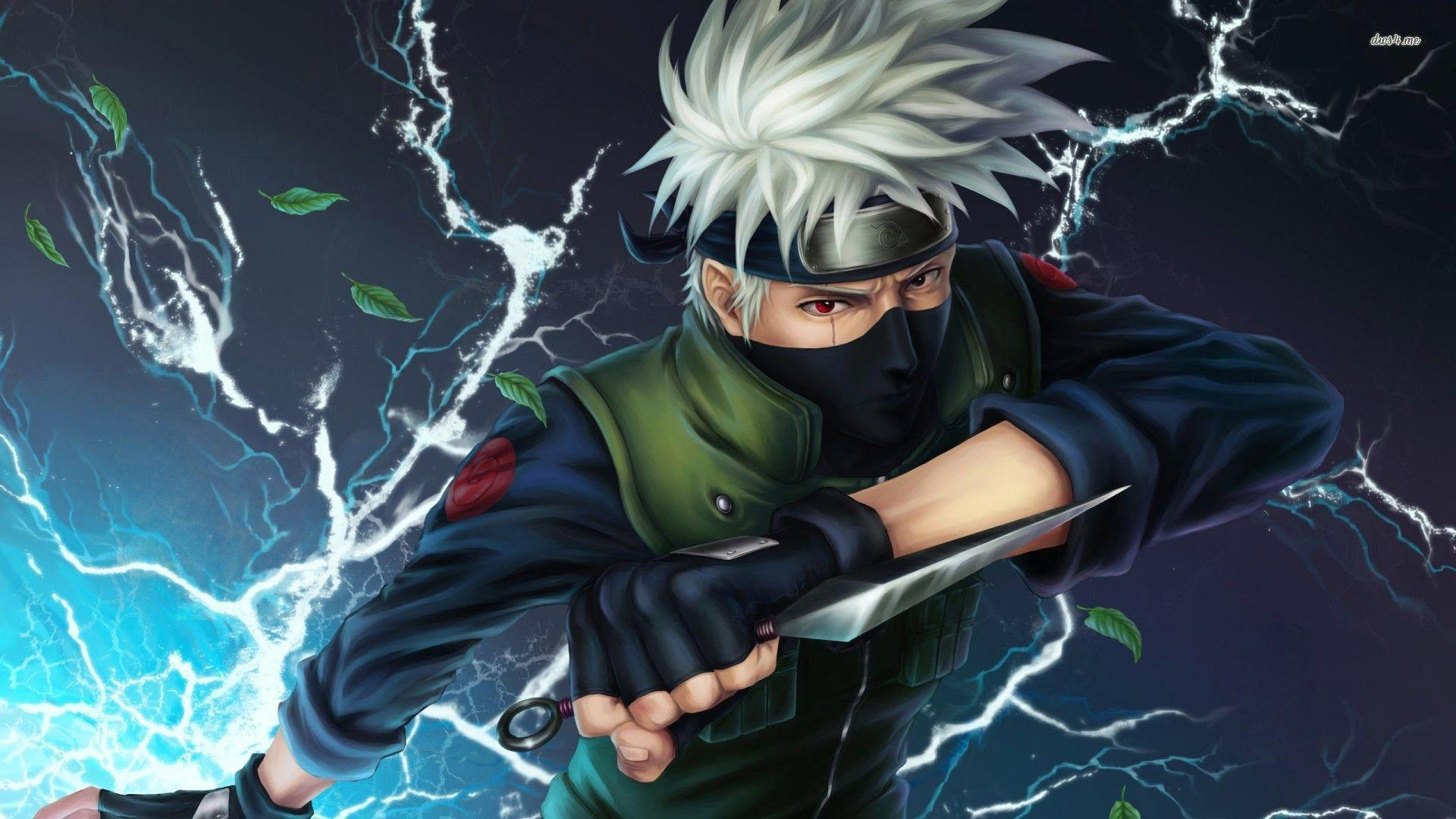 naruto kakashi wallpapers wallpaper cave. Black Bedroom Furniture Sets. Home Design Ideas