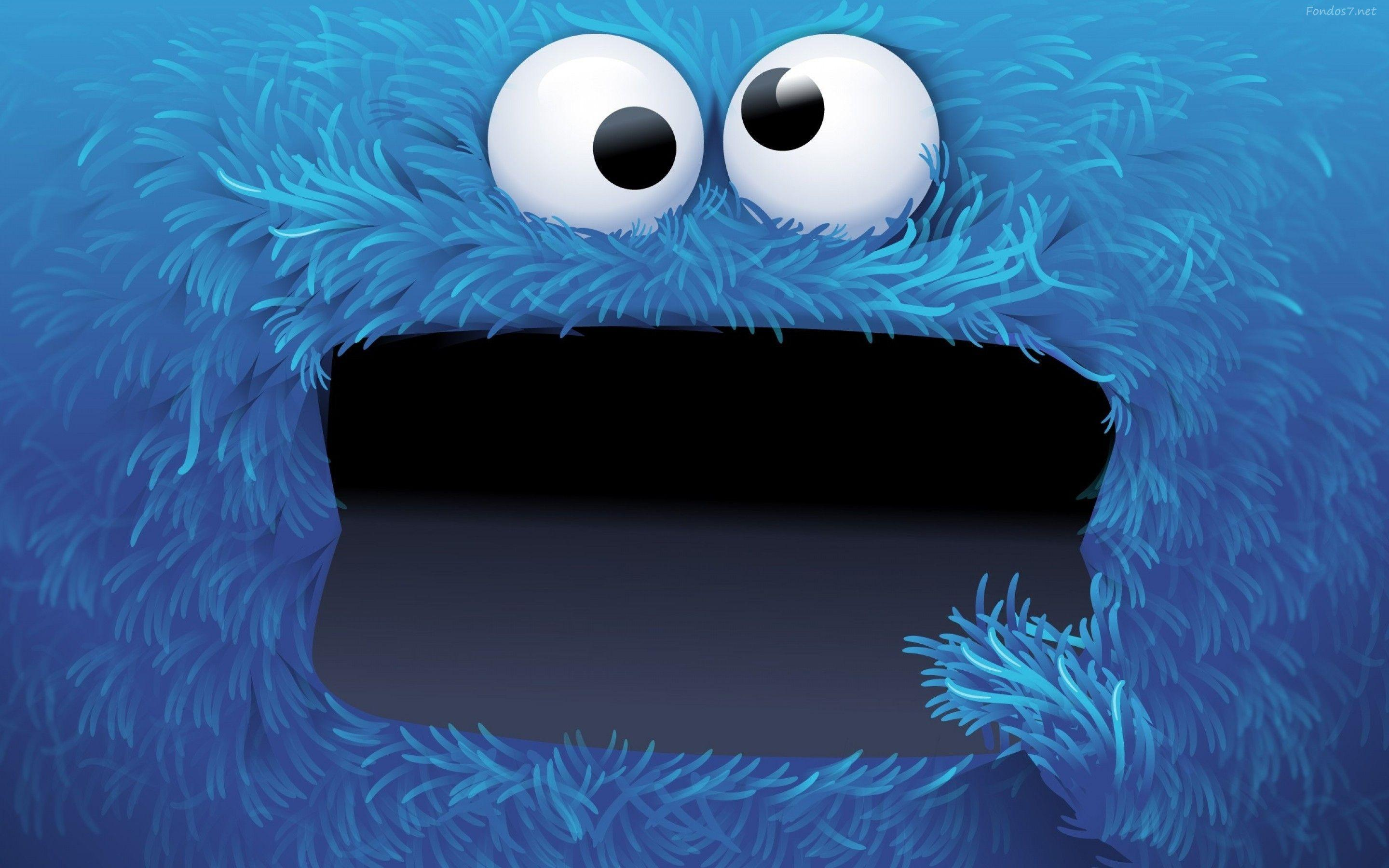 cookie monster wallpapers