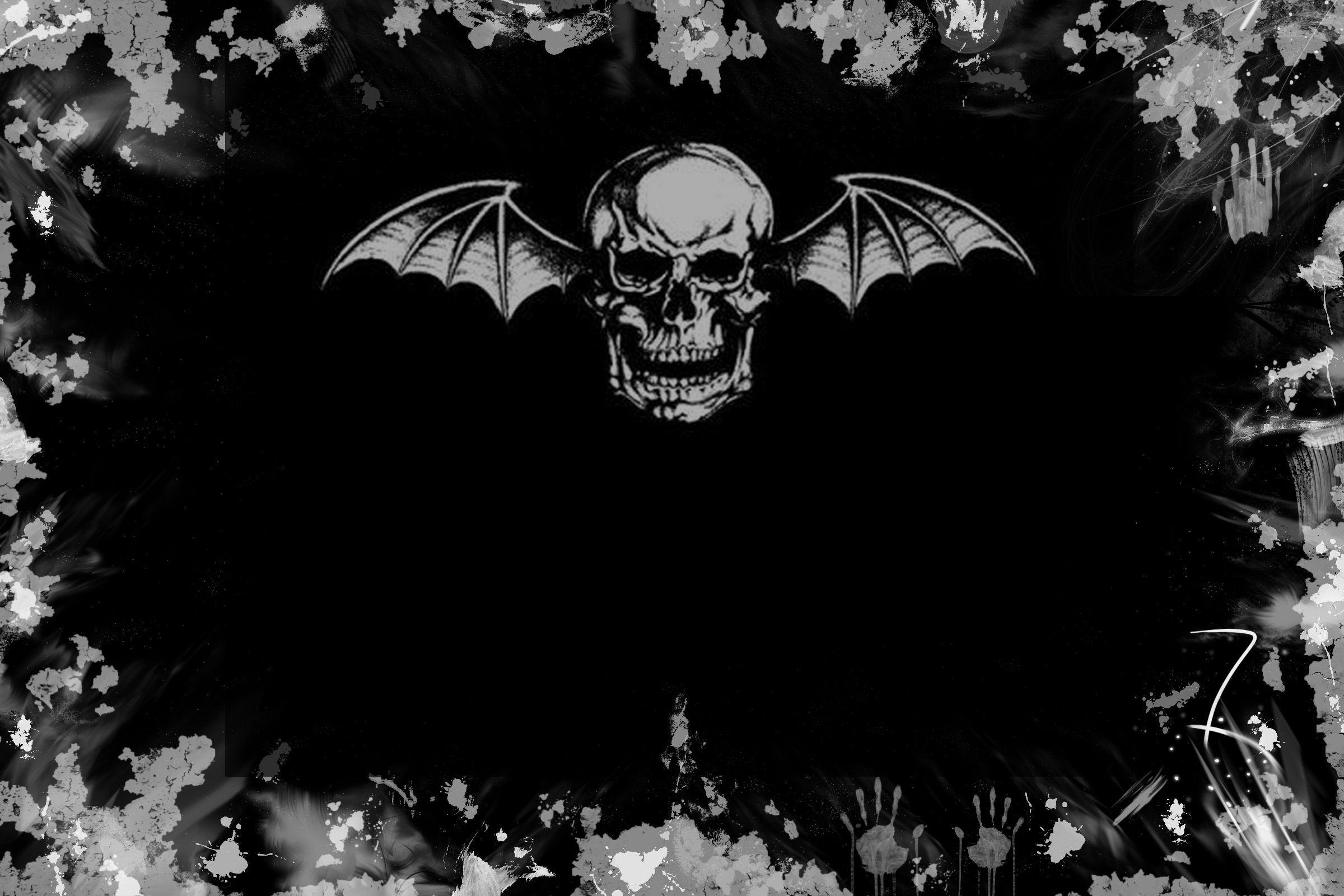 Avenged sevenfold hd wallpapers wallpaper cave avenged sevenfold hd wide wallpaper 26670 wallpaper risewall download voltagebd Choice Image