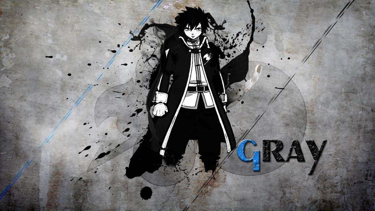 gray fairy tail phone wallpaper - photo #14