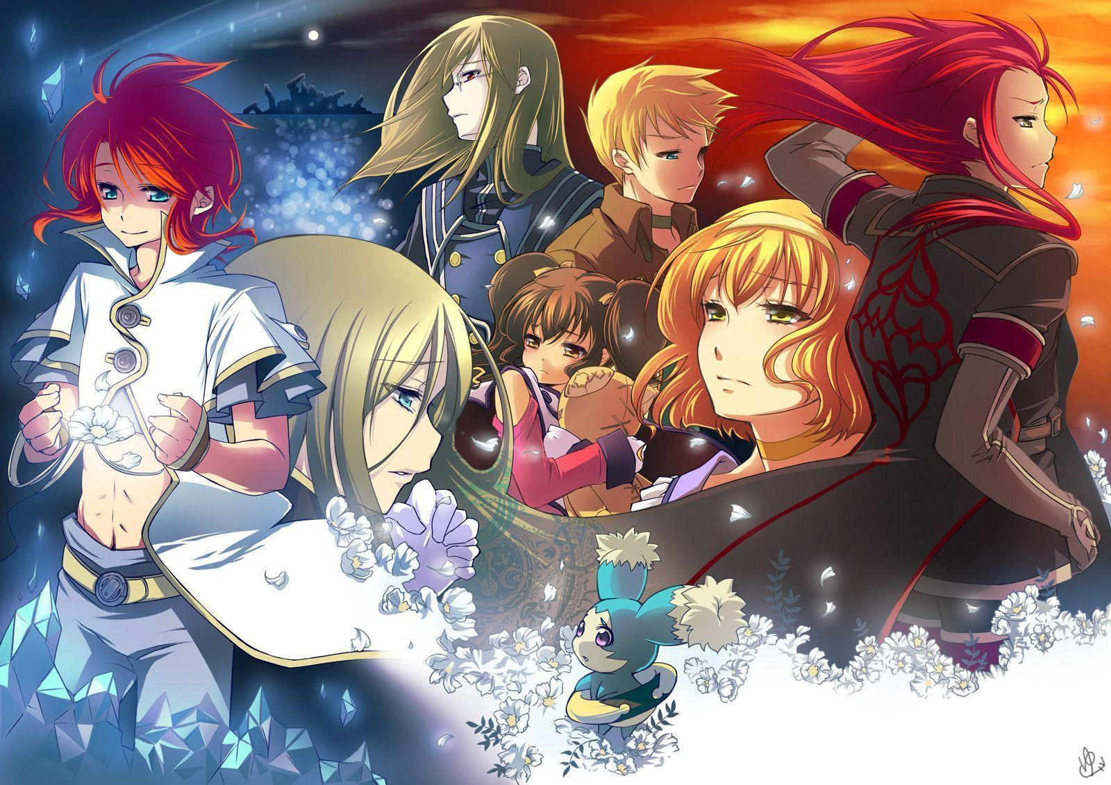 Tales of the abyss wallpapers wallpaper cave - Wallpaper abyss categories ...