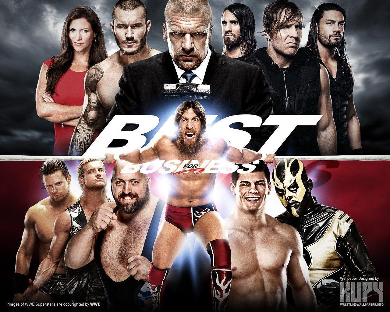 Best for Business - WWE Wallpaper (36292031) - Fanpop