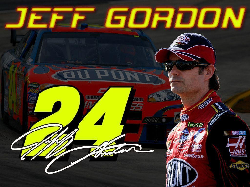 24 Jeff Gordon Wallpaper