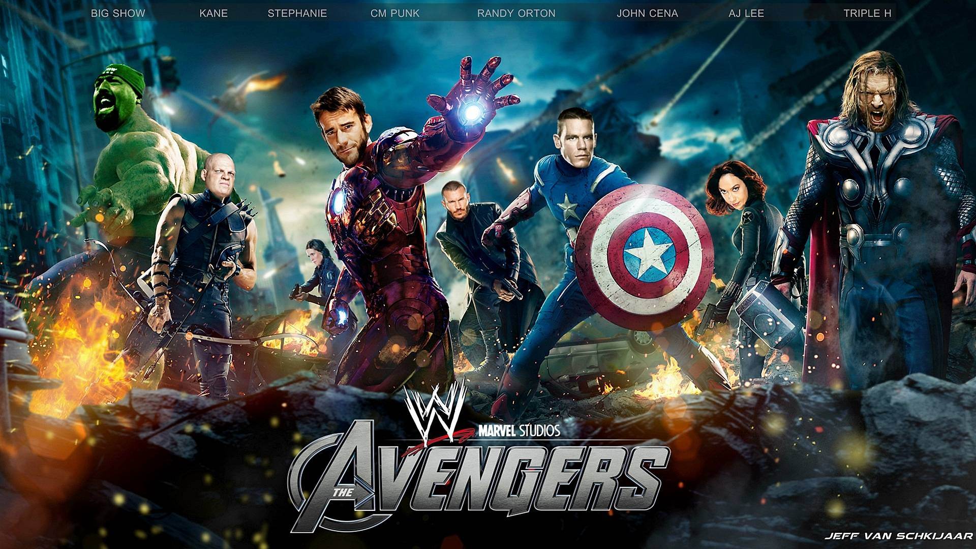 cool wwe wallpapers wallpaper cave