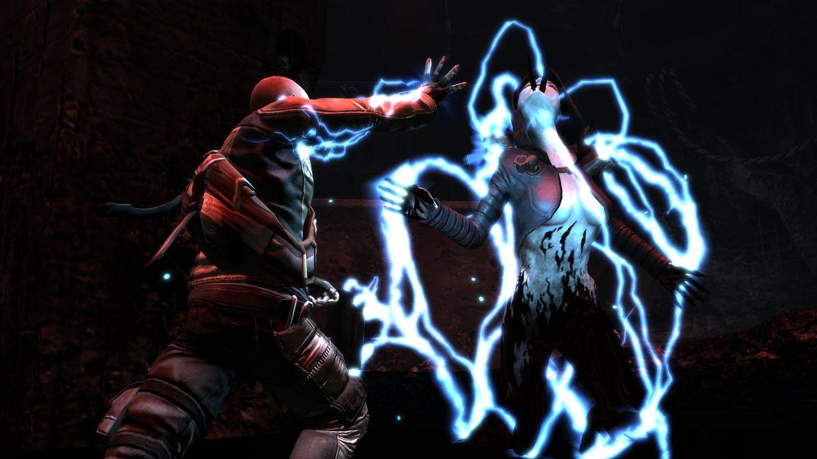 Infamous 2 Wallpapers - Wallpaper Cave