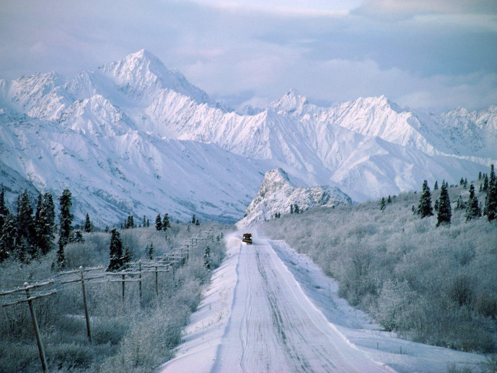 Alaska Wallpapers The Beautiful State In USA Backgrounds