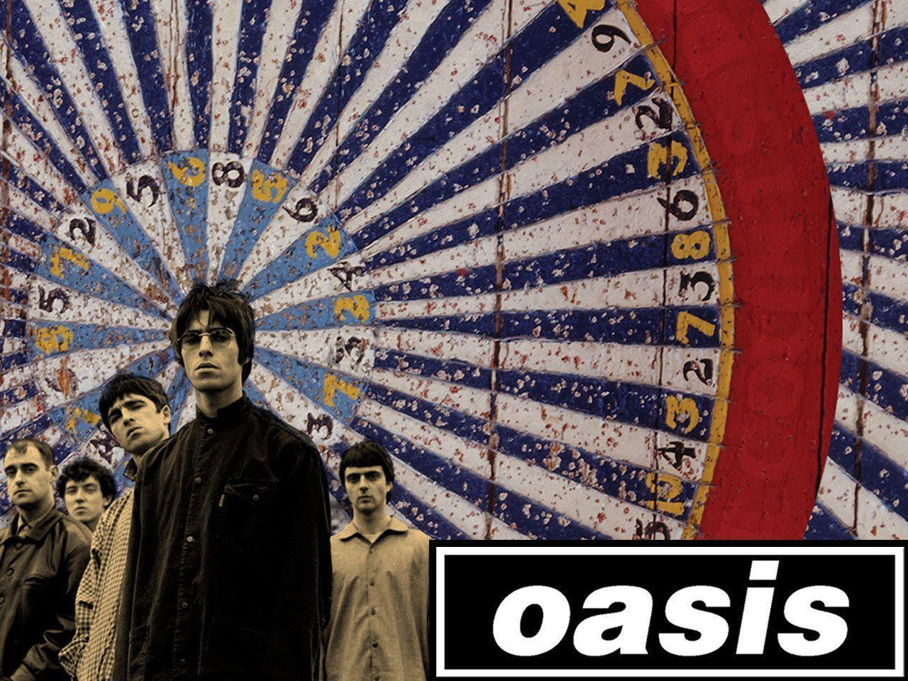 Oasis Wallpapers - Wallpaper Cave Oasis Band Album Cover